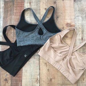 Victoria's Secret Sports Bra - 3 pack